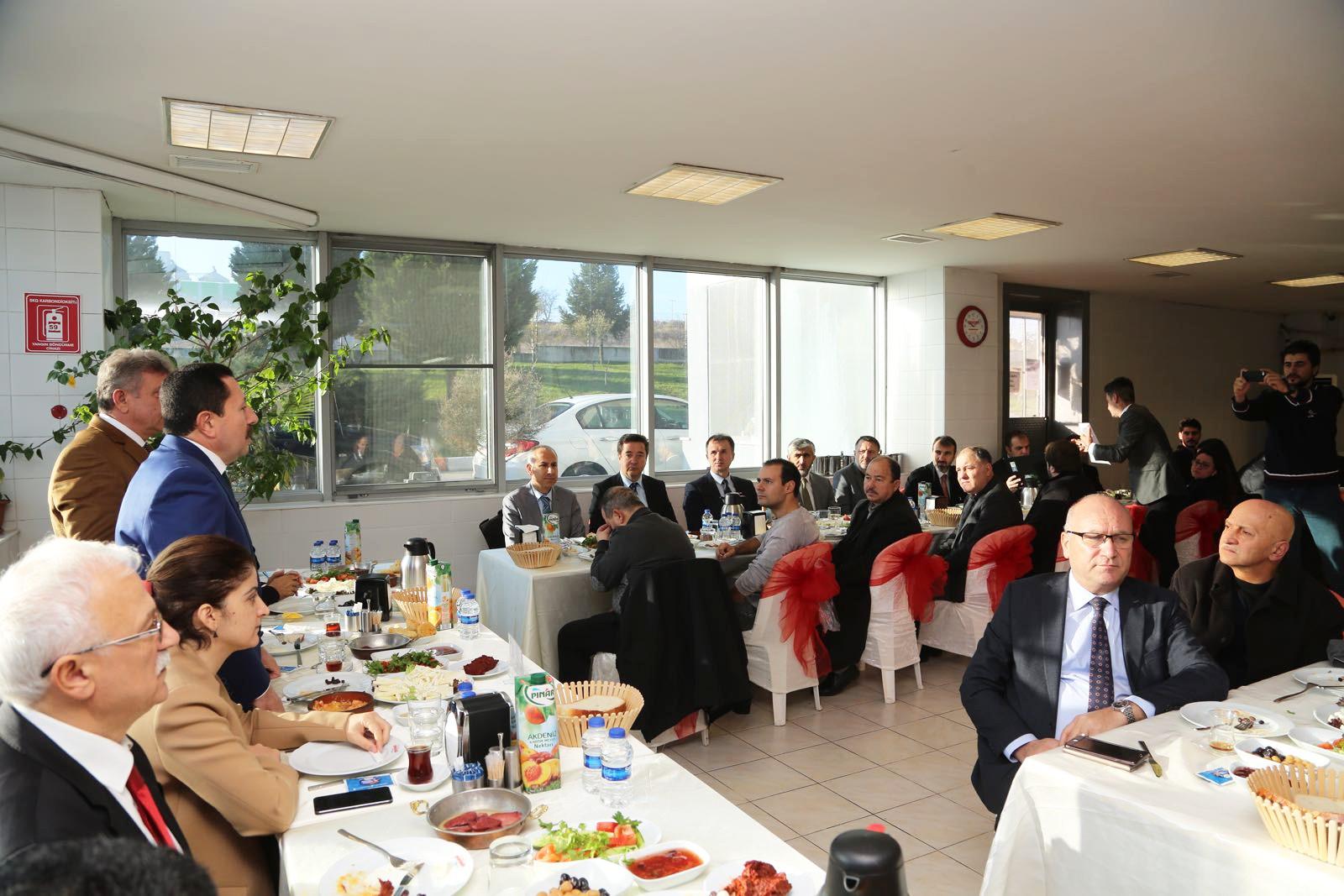 Vali Balkanlıoğlu İl Ekonomik Toplantısını Gerçekleştirdi