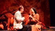 'Aliya' AKM'de sahnelendi