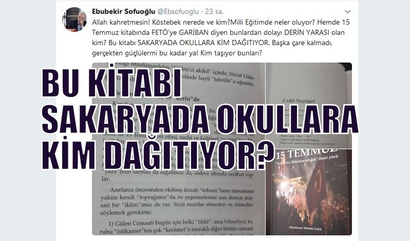 SOFUOĞLU'NDAN DİKKAT ÇEKEN PAYLAŞIMLAR!