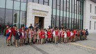 Arifiye Bekir Sıtkı'nın Minik öğrencileri SGM'de