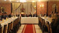 Doç. Dr. Hasan Salih Sağlam İçin Veda Yemeği düzenlendi