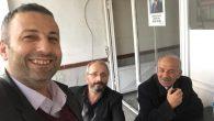 ESKİ AK PARTİ ARİFİYE İLÇE BAŞKANLARI İLE SELFİYİ PAYLAŞINCA!..