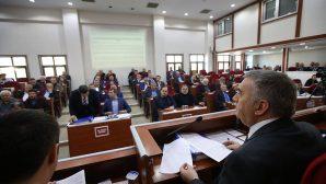 Büyükşehir Aralık Ayı Olağan Meclis Toplantısı gerçekleştirildi