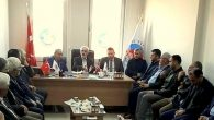 MHP Milletvekili AÇBA,Arifiye Muhtarlar Derneğini ziyaret etti