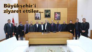 """Başkan Toçoğlu """"Siyasetin çerçevesini ilkeler belirler"""""""