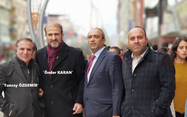 HAKKARİ SOKAKLARINDA ARİFİYE'LİLER