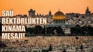 Kudüs'ü Koruma Sorumluluğu Tüm İnsanlığa Aittir