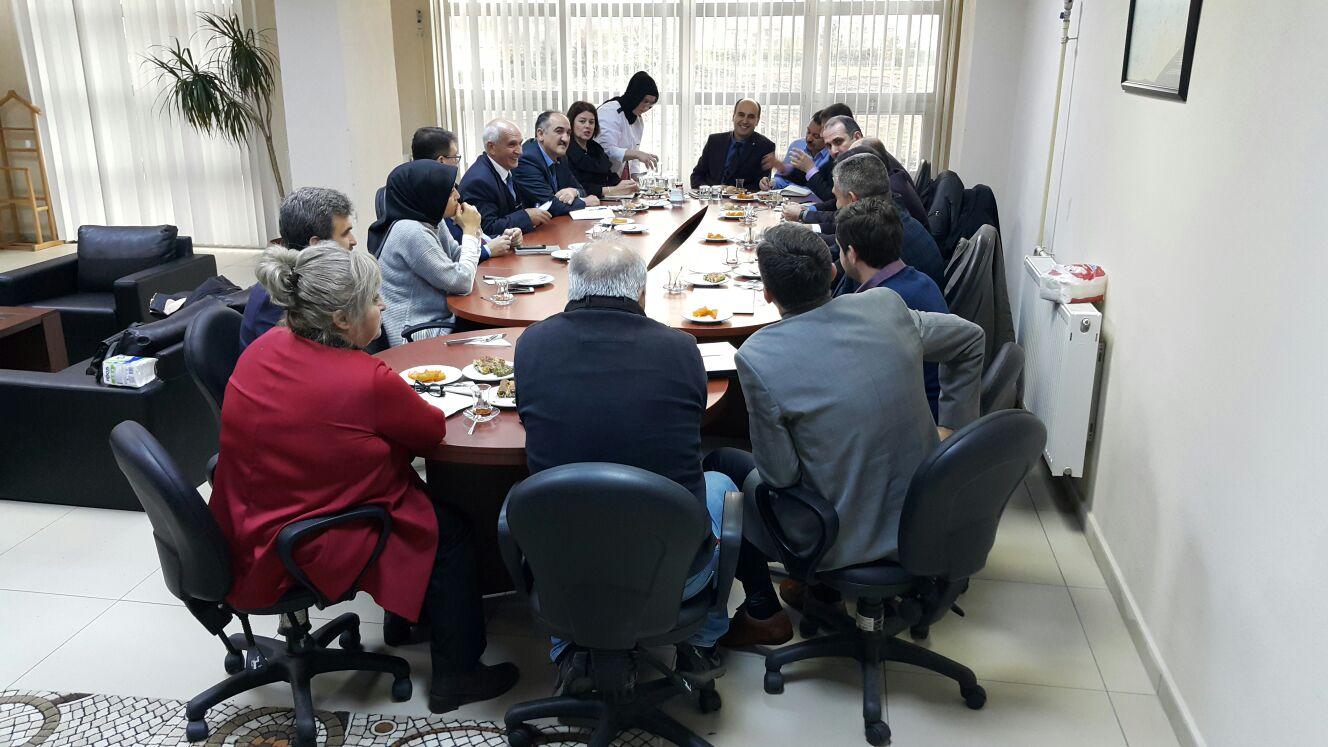 Arifiye MYO ve Eğitim Birimleri Ziyaret Edildi