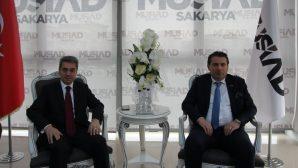 Arifiye Kaymakamımız Yazıcı'dan Müsiad Sakarya Şubesine ziyaret