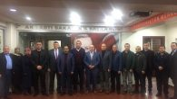 Ak Parti Arifiye İlçe Teşkilatı İl Başkanı Kılıç'ı ziyaret etti