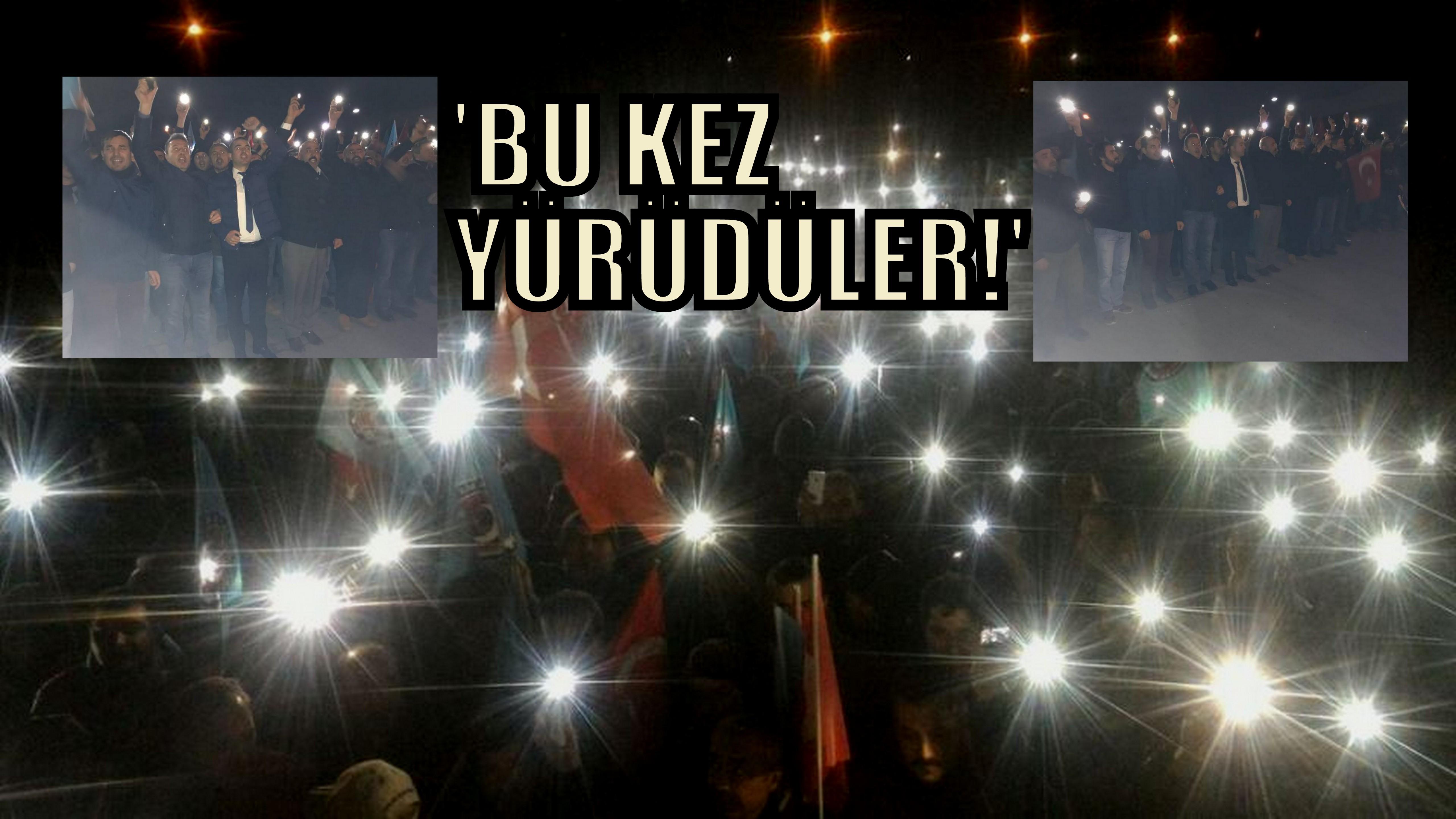 OTOKAR İŞÇİLERİ ZAM İÇİN YÜRÜDÜ!..
