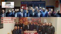 ARSİADER'den Siyasi Partilere ziyaret