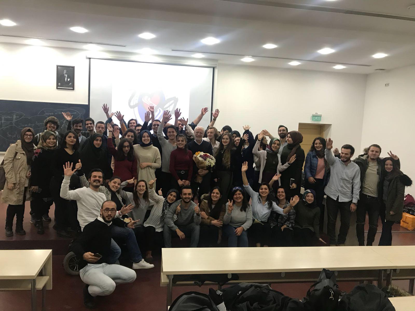 Sakarya TOG'dan Gönüllülük Konferansı