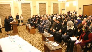 Suriyeli Aileleri Bilgilendirme Toplantısı