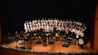 SAÜ'de Türk Halk Müziği Korosu