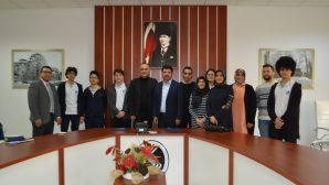 SAÜ Vakfı Koleji Öğrencileri Üniversite ile Erken Tanıştı