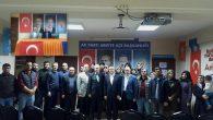 MİLLETVEKİLİ PROF.DR. MUSTAFA İSEN'DEN HAYIRLI OLSUN ZİYARETİ