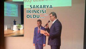 Burak Küçük 'Genç Bilaller Ezan Okuma Yarışması'nda ikinci oldu.