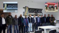"""ARSİADER"" TOPLANTI VE ZİYARETLERE BAŞLADI"
