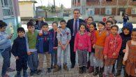 Kaymakam Yazıcı Arifiye'de Eğitim Kurumlarını gezdi