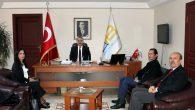 Arifiye İlçe Sağlık Müdürlüğüne atanan Dr. Ayşin Kurban Başkanı ziyaret etti…
