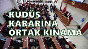 BÜYÜKŞEHİR MECLİSİ TEK SES OLDU!..