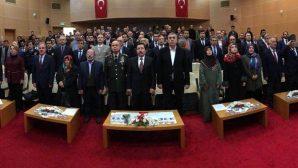 Devlet Övünç Madalya ve Beratı Tevcih Töreni Düzenlendi