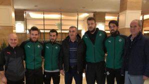 Toçoğlu Antalya'dan şampiyonluk sözü aldı