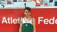 Atletizmci Umut Uysal'dan Türkiye rekoru