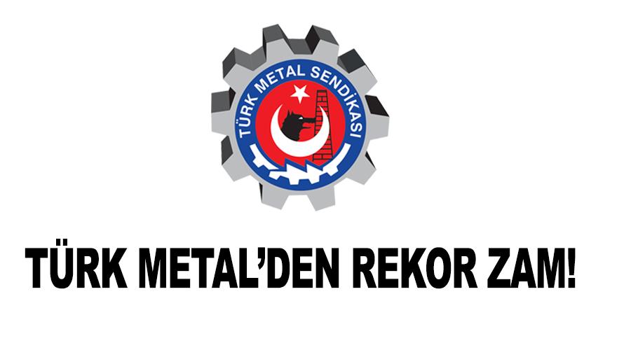 Türk Metal Sendikası ile MESS arasında anlaşma tamam