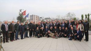 Vali Balkanlıoğlu,Gazeteciler Gününde basınla buluştu