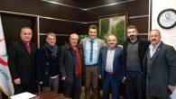 Arifiye Trabzon'lular Derneğinden 'Başhekim' olan hemşerilerine ziyaret