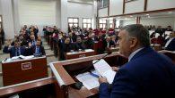 Büyükşehir Ocak Ayı Meclis Toplantısı gerçekleştirildi