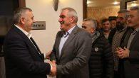 Başkan Toçoğlu,Dost Meclisi Toplantısı'nda konuştu
