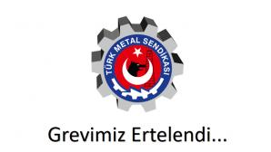GREV ERTELENDİ!..