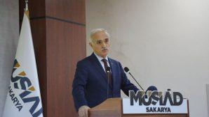 DEİK ve Dış Ticaretin Önemi' Konulu Konferans gerçekleşti
