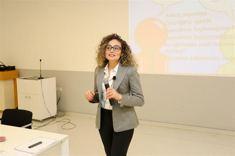 'ETKİLİ İLETİŞİM İÇİN ÖNCE BEN EĞİTİMİ' YAPILDI
