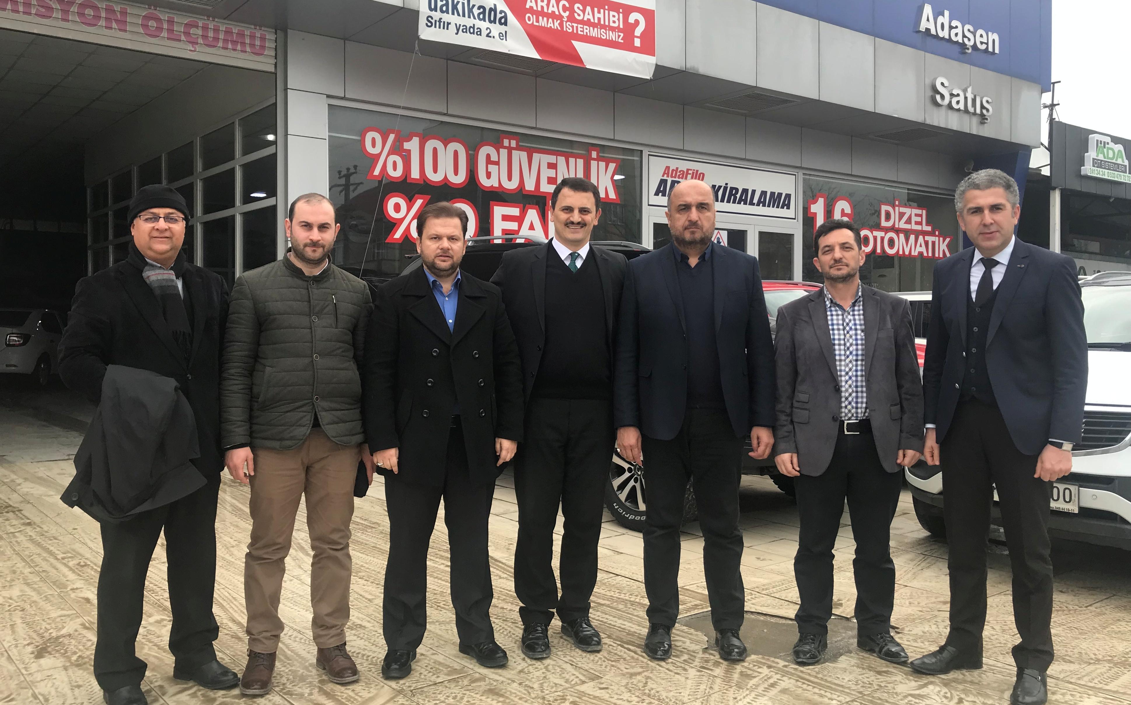 TÜMSİAD Başkanı Ölmez ''Üyelerimizin yanındayız''