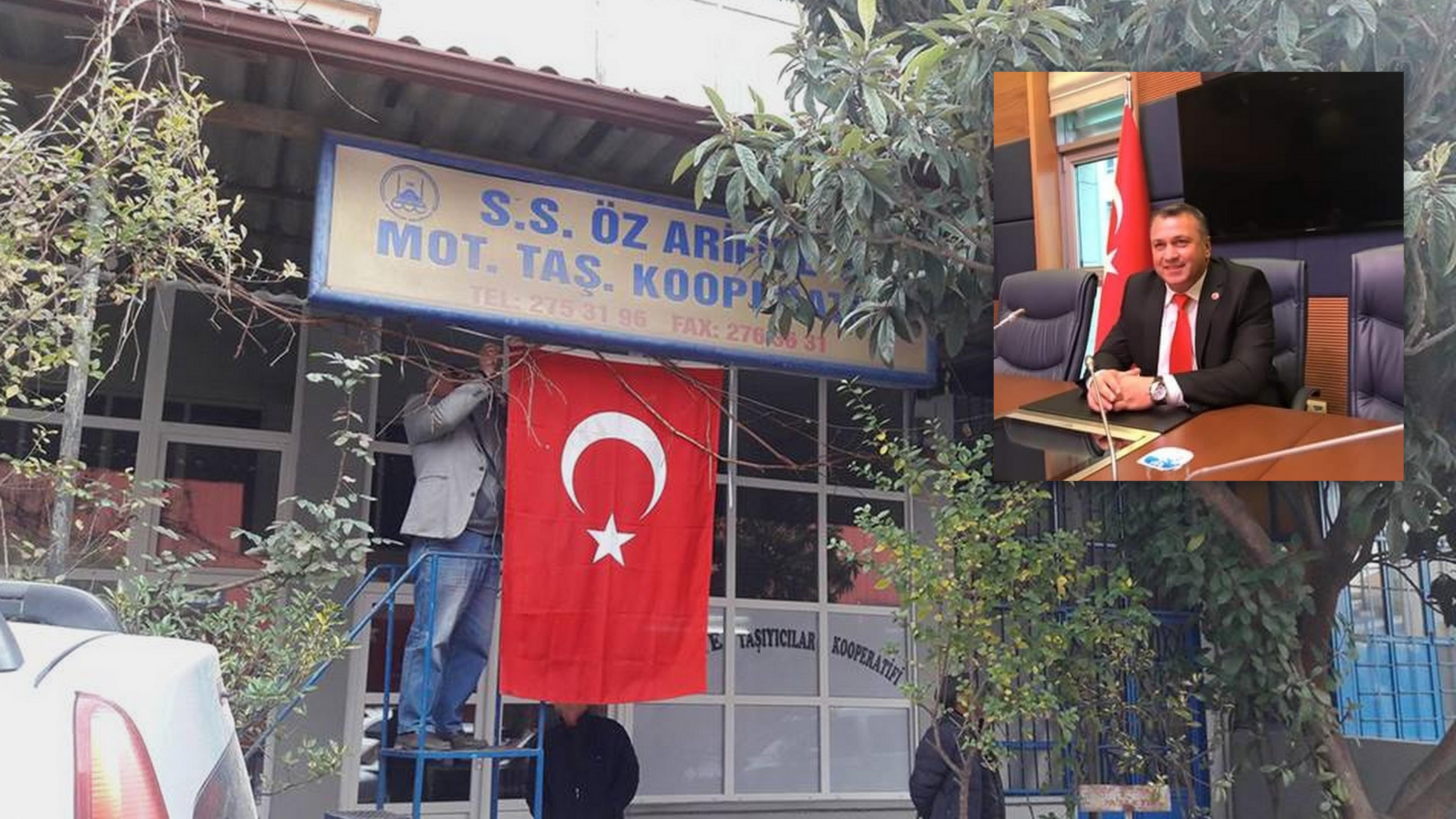 ' 80 ADET ARACIMIZ DEVLETİMİZİN EMRİNDEDİR'