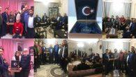 """""""ARSİADER"""" ŞEHİD AİLELERİNİ ZİYARET ETTİ"""
