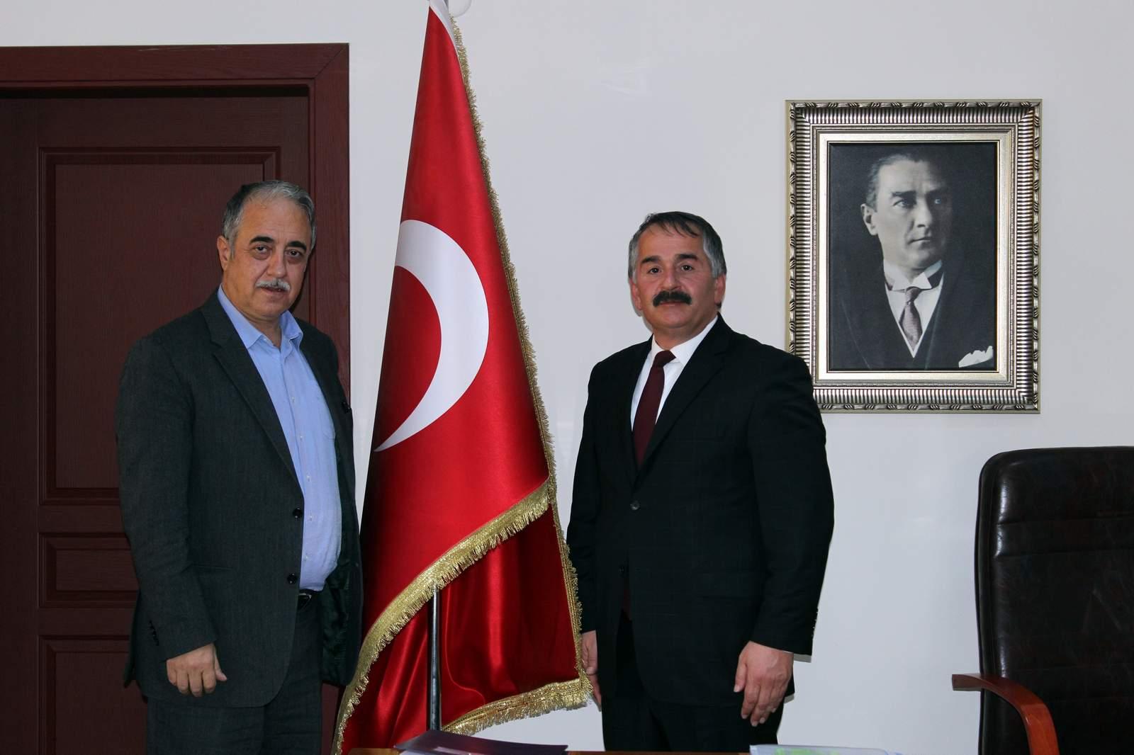 Yerel Yönetimler Başkanı Hulusi Şentürk Arifiye Belediyesinde
