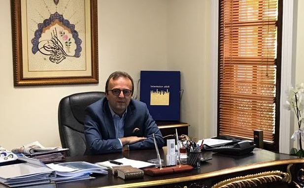 Rıdvan DURAN İBB Kültür Daire Başkanı oldu