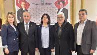 İYİ Parti Arifiye'de Emine KUMRU İlçe Başkanı Seçildi