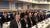 MHP Arifiye İlçe Başkanı YÖRDAN Antalya toplantısına katıldı