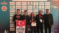 Avrupa Şampiyonasında Arifiye Atılganspor'dan 2 Madalya