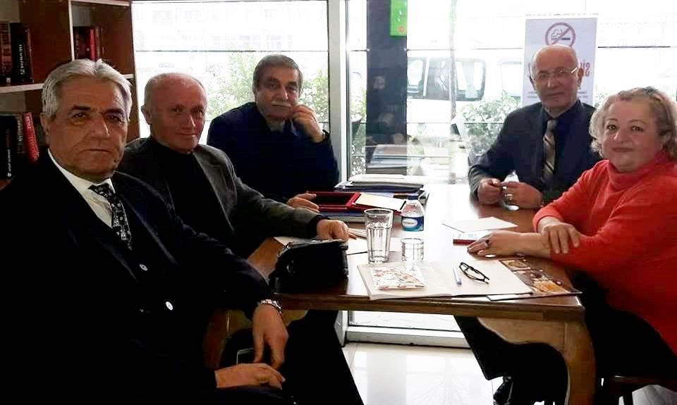 Arifiye Öğretmen Okulları Derneği Aylık toplantısı gerçekleşti