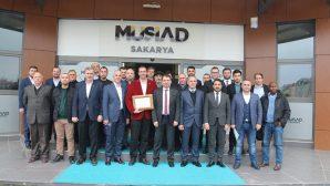 MÜSİAD'da 'E-Ticaretin Şifreleri' Konuşuldu