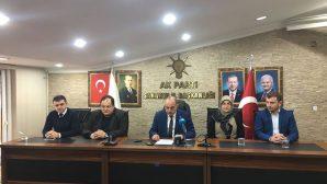 Ak Parti İl Başkanı Fevzi Kılıç'tan 28 Şubat açıklaması