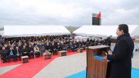 Vali İrfan Balkanlıoğlu, Meslek Yüksekokulu Temel Atma Törenine katıldı