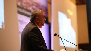 Başkan Toçoğlu,5. Ulusal Her Yönüyle Kentsel Dönüşüm Kongresi'nde konuştu